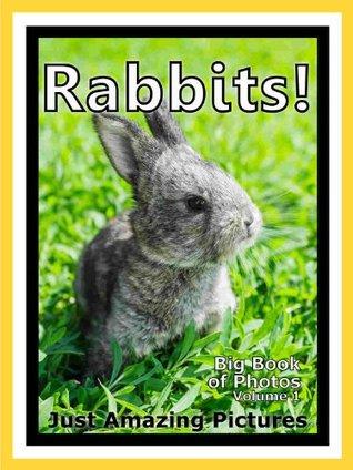 Just Bunny Rabbit Photos! Big Book of Photographs & Pictures of Bunnies & Rabbits, Vol. 1 Big Book of Photos