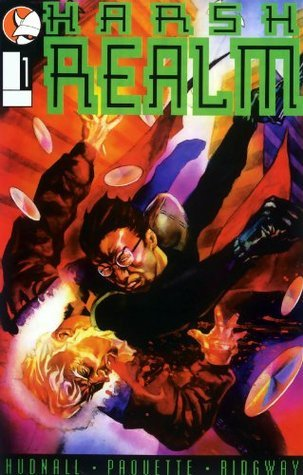 Harsh Realm # 1-3 (Comic Book Bundle)  by  James Hudnall