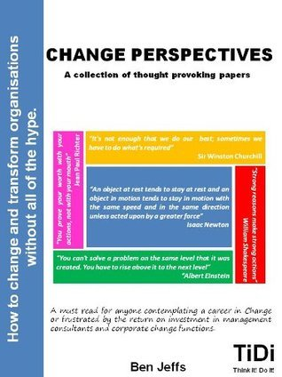 Change Perspectives  by  Ben Jeffs