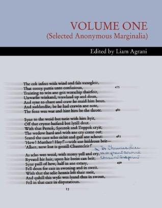 volume one liam agrani