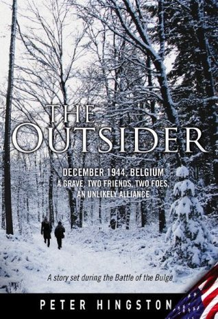 The Outsider: December 1944, Belgium  by  Peter Hingston