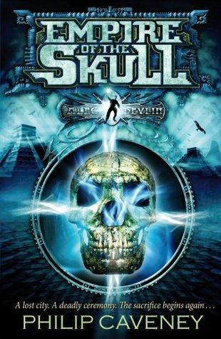 Alec Devlin: Empire of the Skull  by  Philip Caveney