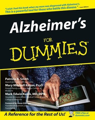 Alzheimers For Dummies  by  Patricia B. Smith