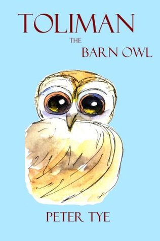 Toliman the Barn Owl  by  Peter Tye