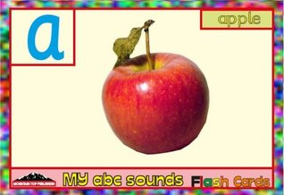 My ABC Sounds Flash Cards  by  Mountain Top Publishers