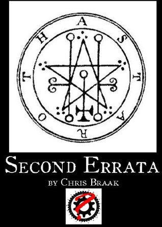 Second Errata  by  Chris Braak