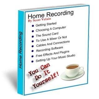 Home Recording Scott Velain