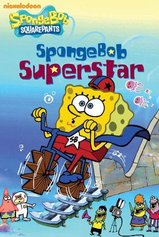 SpongeBob SuperStar  by  Annie Auerbach