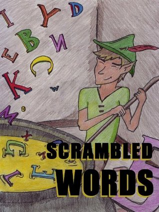 Scrambled Words (1000+Words & Vocabulary Challenge) Vienna Wright