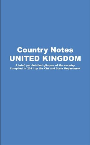 Country Notes UNITED KINGDOM  by  Central Intelligence Agency (C.I.A.)