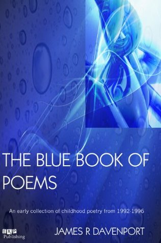 The Blue Book Of Poems James Davenport