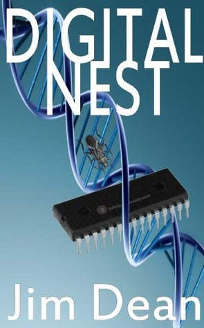 Digital Nest  by  Jim Dean