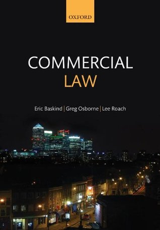Card and James Business Law for Business  by  Lee Roach