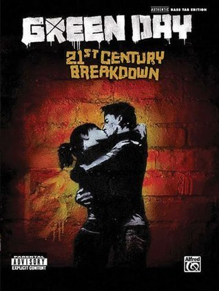 Green Day 21St Century Break Down Authentic Bass Tab Edition  by  Green Day