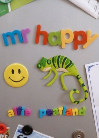Mr Happy  by  Alfie Pearland