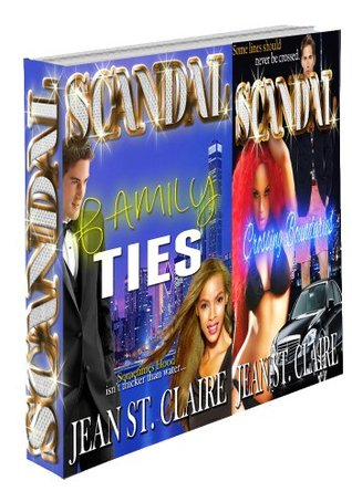 Scandal Series Box Set Jean St. Claire