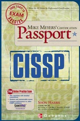 Mike Meyers CISSP(R) Certification Passport Shon Harris