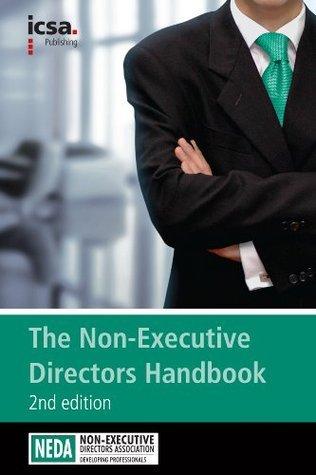 The Non-Executive Directors Handbook Brian Coyle