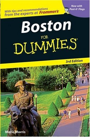 Boston For Dummies Marie Morris