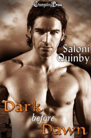 Dark Before Dawn Saloni Quinby
