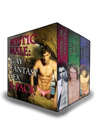 Mystic Male: Gay Fantasy Sexy 3-Pack Bundle Chelsea Rockner