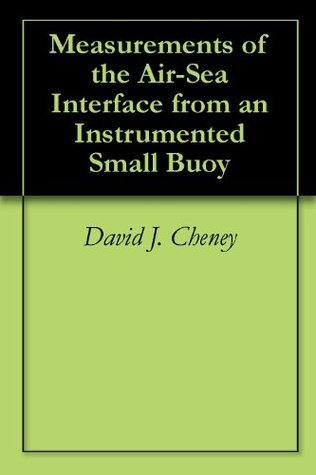 Measurements of the Air-Sea Interface from an Instrumented Small Buoy David J. Cheney
