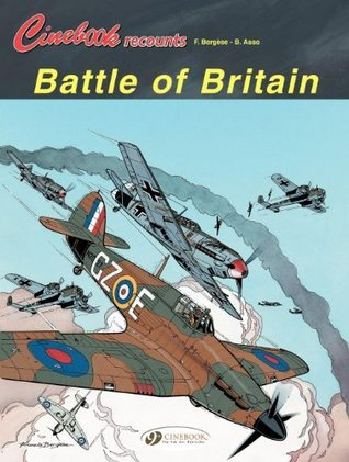 Cinebook Recounts - volume 1 - Battle of Britain B. Asso