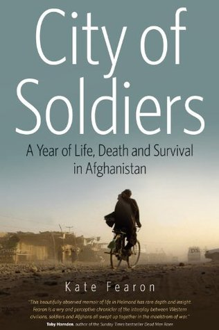 City of Soldiers Kate Fearon