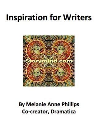 Inspiration for Writers Melanie Anne Phillips