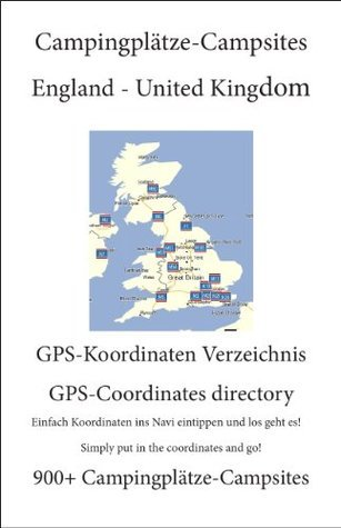 Campsite Guide GREAT BRITAIN (900+ Campsites with GPS Data) M. lab