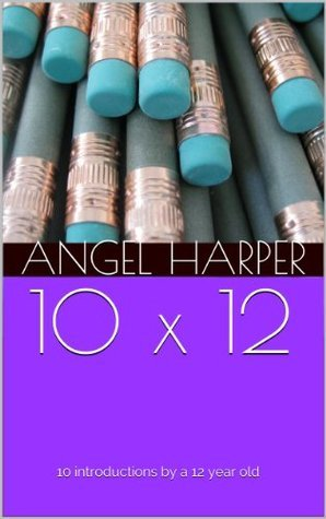 10 x 12 Angel Harper