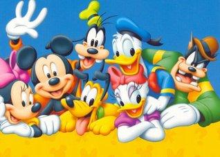 Wonderful Disney Coloring Book For Kids (Coloring Book version) Anu Radha