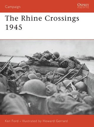 The Rhine Crossing  by  Ken Ford