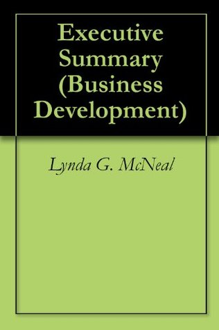 Executive Summary  by  Lynda G. McNeal