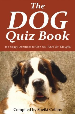 The Dog Quiz Book  by  Sheila Collins