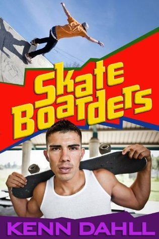 Skateboarders  by  Kenn Dahll