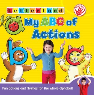 My ABC of Actions Letterland