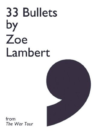 33 Bullets - eBook Single Zoe Lambert