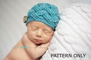 entrelac beanie crochetmylove designs