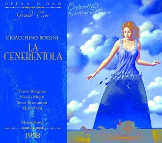 OPD 7019 Rossini-La Cenerentola: Italian-English Libretto Gioachino Rossini