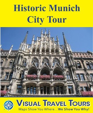 HISTORIC MUNICH CITY TOUR - A Self-guided Walking Tour. Includes insider tips and photos of all locations. Explore on your own schedule. Like a friend to show you around! Siddharthanni Lobo
