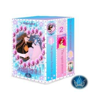 Box Set :  Especial Princesses  ( 3 books for children) Sinalyna