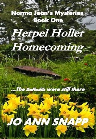 Herpel Holler Homecoming (Norma Jeans Mysteries #1)  by  Jo Ann Snapp