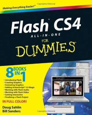 Flash CS4 All-in-One For Dummies  by  Doug Sahlin