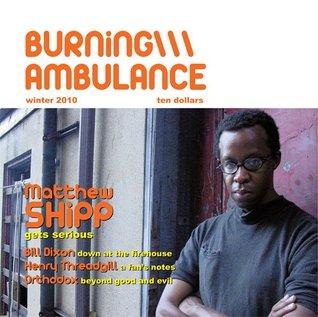 Burning Ambulance 1: Winter 2010 Stephen Haynes