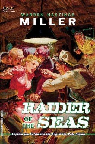 Raider of the Seas  by  Warren Hastings Miller