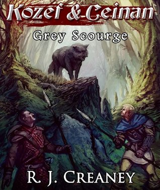Grey Scourge  by  R.J. Creaney