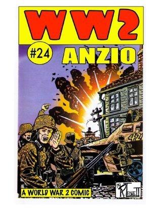 World War 2 Anzio  by  Ronald Ledwell