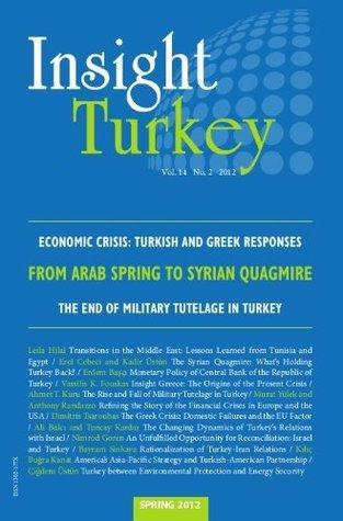 Insight Turkey Volume 14 Number 2 - Spring 2012 Ihsan Dagi