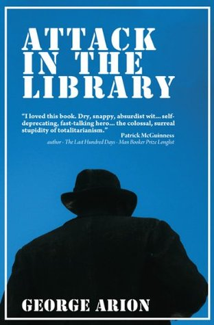 Attack in the Library George Arion